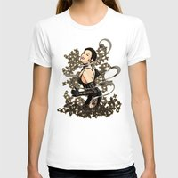 gothic T-shirts featuring Gothic by Benimarudo