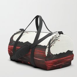 Broken Heart Duffle Bag