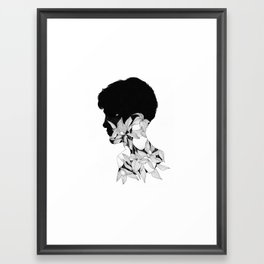 There is still room to grow  Framed Art Print