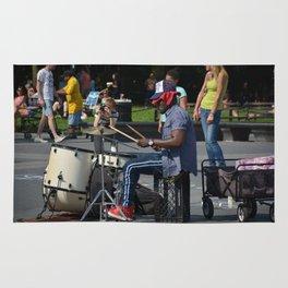 Drummin' Rug