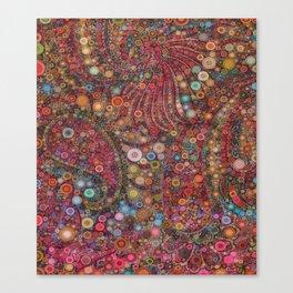 :: OCD :: Canvas Print
