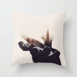 Sheltered Dreams II Throw Pillow
