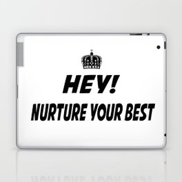 Nurture Your Best Laptop & iPad Skin