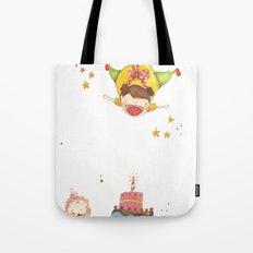 Baby birthday Tote Bag