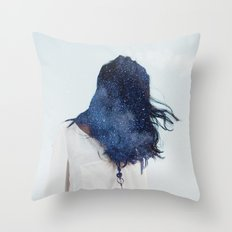 Lost on purpose Throw Pillow