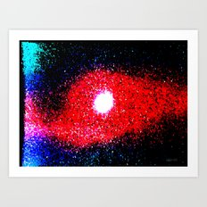 Just One of Those Nights Art Print