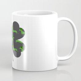 The Luck of the Wieners Coffee Mug