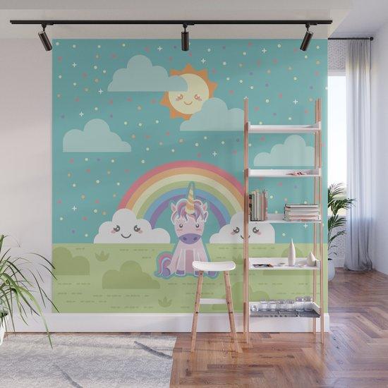 Unicorns + Rainbows by latheandquill