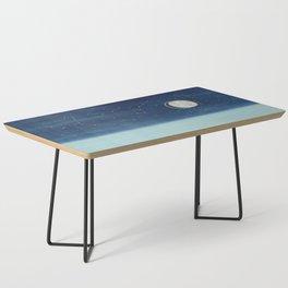 The Deep Blue Coffee Table
