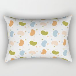 Beans & Stars Rectangular Pillow