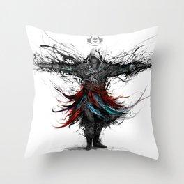 assassins creed Throw Pillow