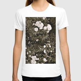 B&W Rose T-shirt