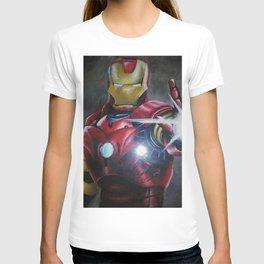Who Am I? T-shirt