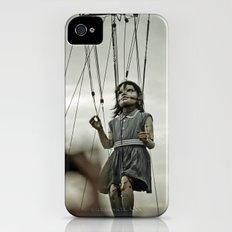 Girl Giant iPhone (4, 4s) Slim Case
