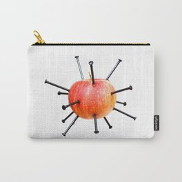 Pierced Apple Carry-All Pouch