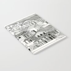 architectural fantasy_2_1 Notebook