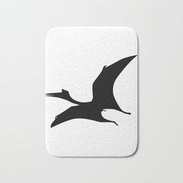 Dino dinosaur pterosaur primeval gift Bath Mat