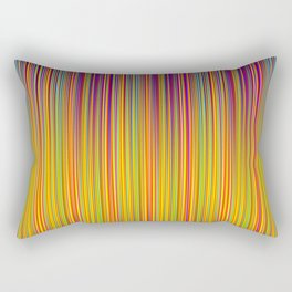 Lines 103 Rectangular Pillow