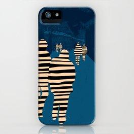 walking for oblivion iPhone Case