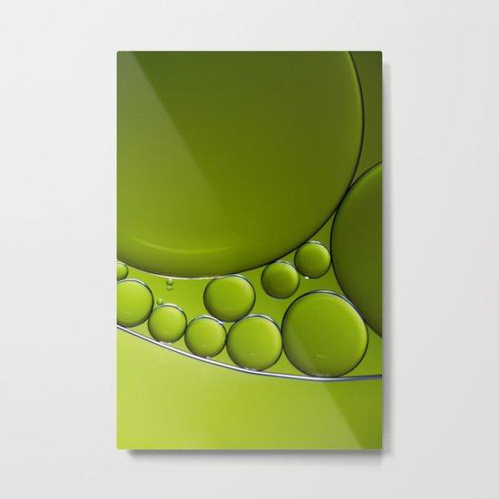 Peas Metal Print