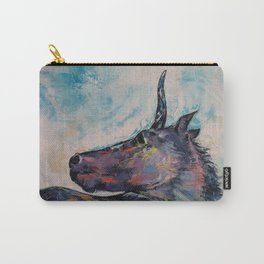 Dark Unicorn Carry-All Pouch