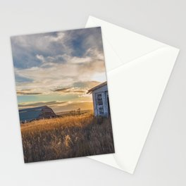 The Creepy House Property, North Dakota 5 Stationery Cards