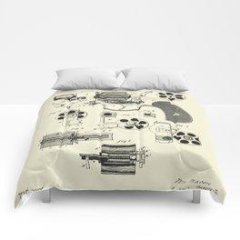 Revolving Fire Arm-1881 Comforters