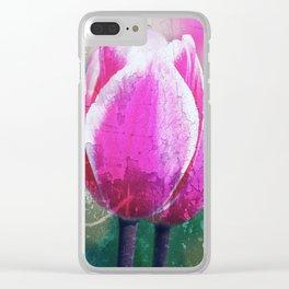 Spring broken ... Clear iPhone Case