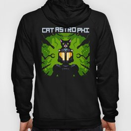 Cat Astro Phi Hoody