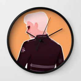 noah czerny & the black parade Wall Clock