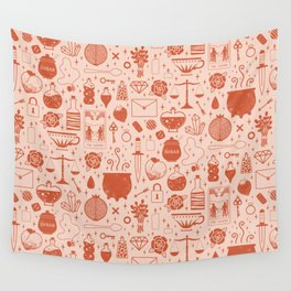 Love Potion: Valentine Wall Tapestry
