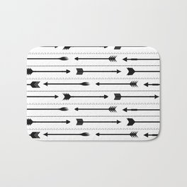 Arrows Bath Mat