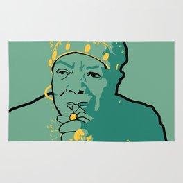 Maya Angelou Rug