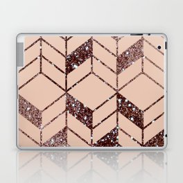 Rose Gold Laptop & iPad Skin