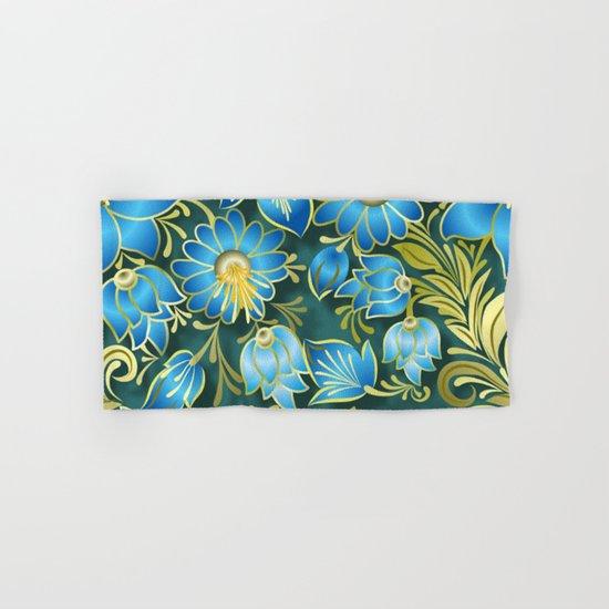 Shabby flowers #15 Hand & Bath Towel