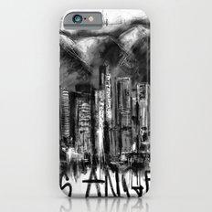 I love Los Angeles Slim Case iPhone 6s
