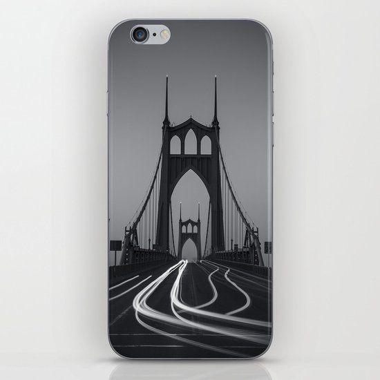 St. Johns Monotone iPhone & iPod Skin