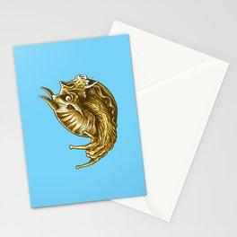 rock & snail  Stationery Cards