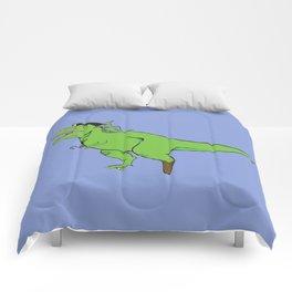 Tyrannosaurus Arrrrrex Comforters