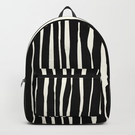 Retro Stripe Backpack