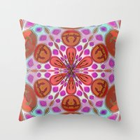 whatever Throw Pillows featuring Whatever by gretzky