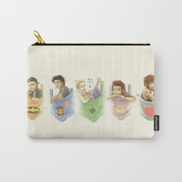 Pocket 1D Carry-All Pouch
