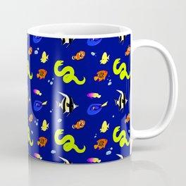 Sleeping with the fishes Coffee Mug