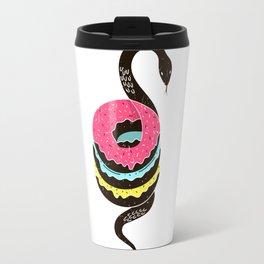 Snake Donuts Travel Mug