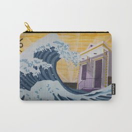 Through Hell & High Water Carry-All Pouch