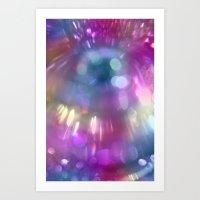 color & light Art Print