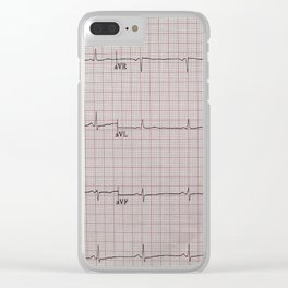 Let's Play Doctor Clear iPhone Case