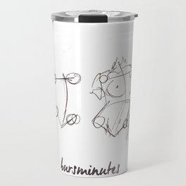 Bursminutes Travel Mug