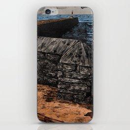 Aberystwyth Lighthouse iPhone Skin