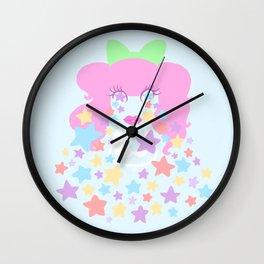 Cutie Pop Wall Clock